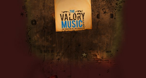Site Launch: Valory Records