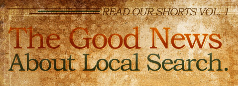 The Good News About Local Search