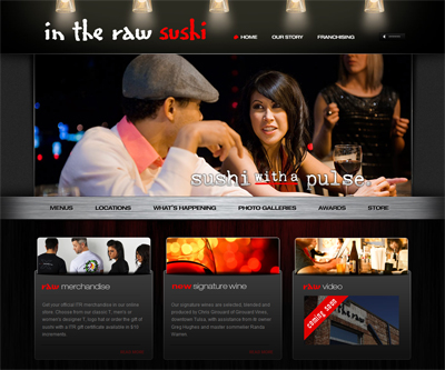 In the Raw Sushi