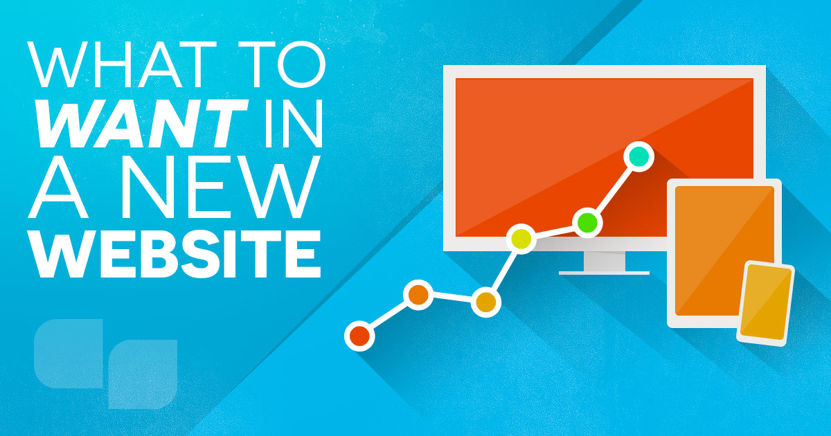 What to Want in a New Website Graphic