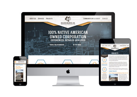 Tulsa web design tulsa marketing world class business for Builders unlimited