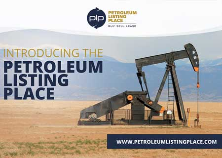Petroleum Listing Place branding, design and production of a new web based platform for buying and selling Petroleum assets online