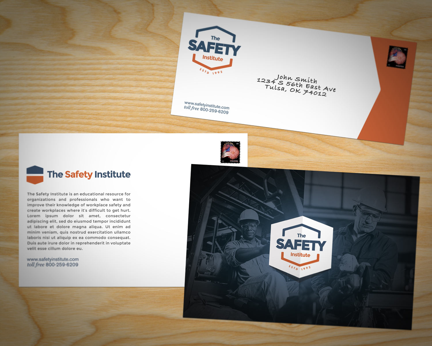 Safety Institute Print Work